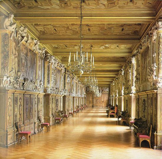 marqueteria madera palacio urbino