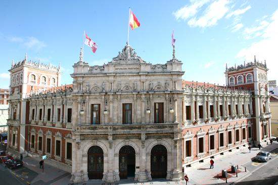 Carpintería exterior Diputación de Palencia